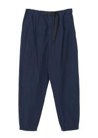 S cotton nylon easy pants