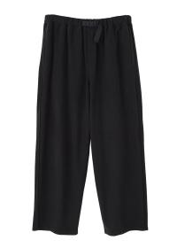 S fleece easy pants