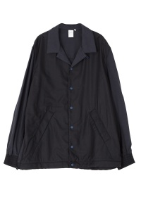 cupra/cotton coatch jacket