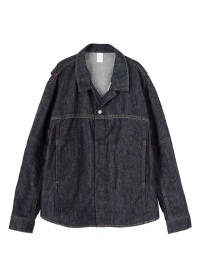 selvage denim jacket