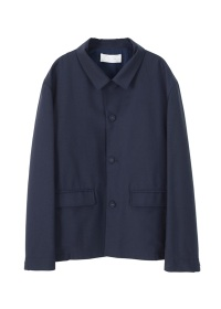 polyester wool  jacket