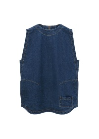 Denim - Vest / Ladies