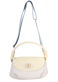 TSUMORI CHISATO / SOFT LEATHER BAG / �V�����_�[�o�b�O