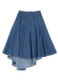 TSUMORI CHISATO / S ライトコットンデニム / スカート