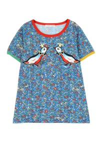 TSUMORI CHISATO / S CUBAN FLOWERS T / Tシャツ