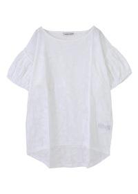 TSUMORI CHISATO / ようきなカットジャガード / Tシャツ