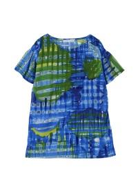 TSUMORI CHISATO / S くもチェックT / Tシャツ