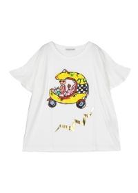 TSUMORI CHISATO / S ココタクシーT / Tシャツ