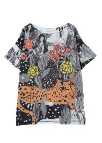 TSUMORI CHISATO / キューバンガールT / Tシャツ