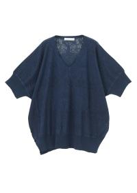 TSUMORI CHISATO / コットンスカシ/ セーター