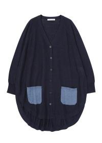 TSUMORI CHISATO / S シルコットン / カーディガン