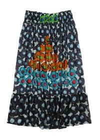 TSUMORI CHISATO / S フラワーピラミッドT / スカート