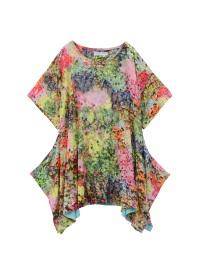 TSUMORI CHISATO / ビルバオフラワーT / Tシャツ