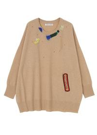 TSUMORI CHISATO / TCユニバースクロシェ / セーター