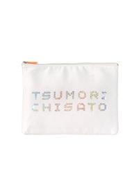TSUMORI CHISATO Anniversary / S BOOK LOGO ポーチ / ポーチ