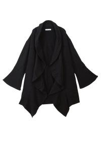 TSUMORI CHISATO / スウィッチング裏毛 / 羽織り