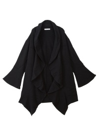 TSUMORI CHISATO / (O) スウィッチング裏毛 / 羽織り