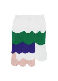TSUMORI CHISATO / スカラップニット / スカート