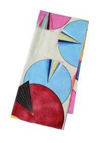 TSUMORI CHISATO / サークルプリントスカーフ / スカーフ