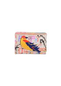 TSUMORI CHISATO / グアテマラバードパース / 財布