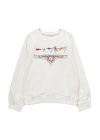 TSUMORI CHISATO / エンブレム刺繍T / カットソー