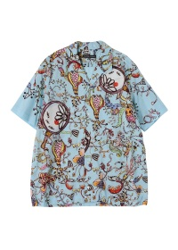 TSUMORI CHISATO / メンズ ようきな世界シャツ / シャツ