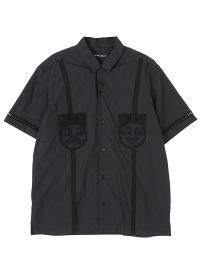 TSUMORI CHISATO / メンズ マスカラレースシャツ / シャツ