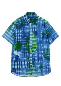 TSUMORI CHISATO / S メンズ くもチェックシャツ / シャツ