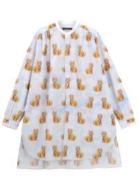 TSUMORI CHISATO / メンズ ビルバオプチキャットシャツ / シャツ