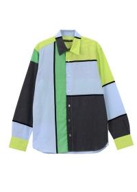 TSUMORI CHISATO / メンズ ビッグボーダー / シャツ