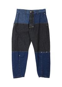 TSUMORI CHISATO / メンズ ネップデニム / パンツ