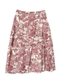 ZUCCa / ウォールペーパージャガード / スカート
