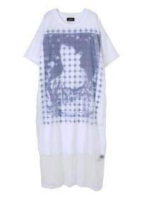 ZUCCa / PORTRAIT Tシャツ / Tシャツ