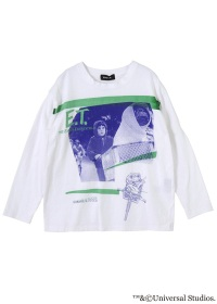 ZUCCa / S E.T. PRINT T / カットソー