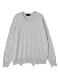 ZUCCa / コットンシルクセーター / セーター