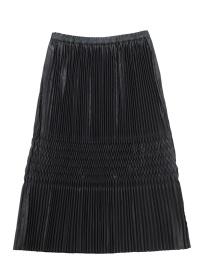 ZUCCa / プリーツタフタ / スカート