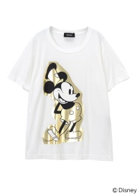 ZUCCa / 【限定】 STANDING MICKEY T / Tシャツ