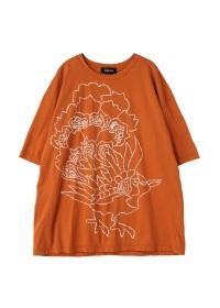 ZUCCa / BURUNG Tシャツ / カットソー