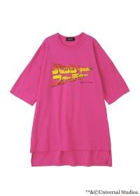 ZUCCa / 《BACK TO THE FUTURE × CABANE de ZUCCa》 【限定】 BTTF LOGO T / Tシャツ