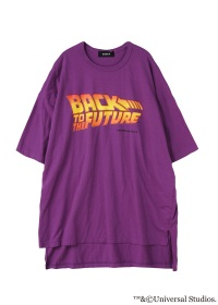 ZUCCa / 《BACK TO THE FUTURE × CABANE de ZUCCa》 BTTF LOGO T / Tシャツ