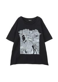 ZUCCa / キラアTシャツ / Tシャツ