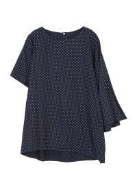 ZUCCa / S ドットプリント / シャツ