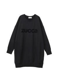 ZUCCa / LOGO裏毛 / トレーナー