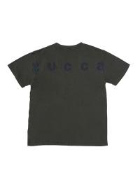 ZUCCa / S バックロゴTシャツ / Tシャツ