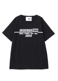 ZUCCa / S MESSENGER / Tシャツ・