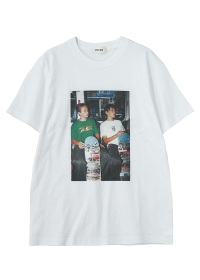 ZUCCa / PHOTO Tシャツ / Tシャツ