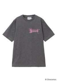 ZUCCa / Chocomoo×ZUCCa NOTE T / Tシャツ