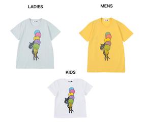 おそろいで楽しむ、にゃーのTシャツ