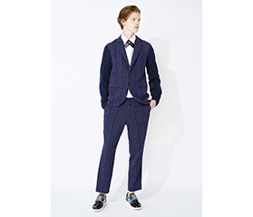 TSUMORI CHISATO FORMAL STYLE FOR MEN