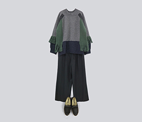 ZUCCa COORDINATE / October vol.2